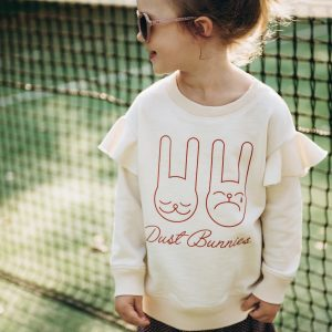 Dust bunnies clothes for kids